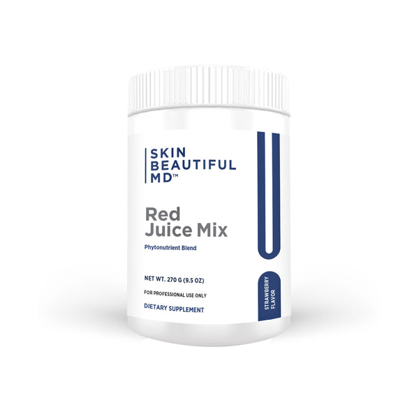 Skin Beautiful MD Red Juice Mix (+Digestive Enzymes Boost Fat Loss)