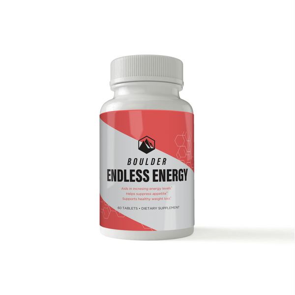 Boulder Endless Energy (Fat Burning and Craving Fighting Formula)