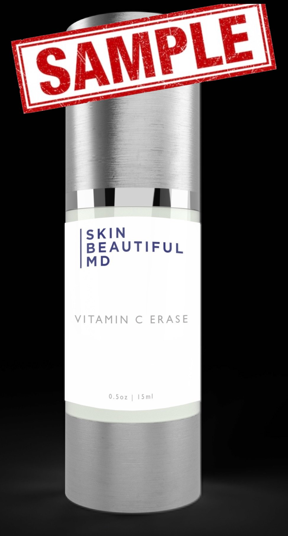 (30 Day Sample Offer) Skin Beautiful MD Instant Wrinkle Erase C Serum