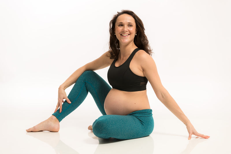 Prenatal Yoga and Tips with Sabrina Lubas!