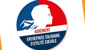 Application for the french social business agreement called ESUS