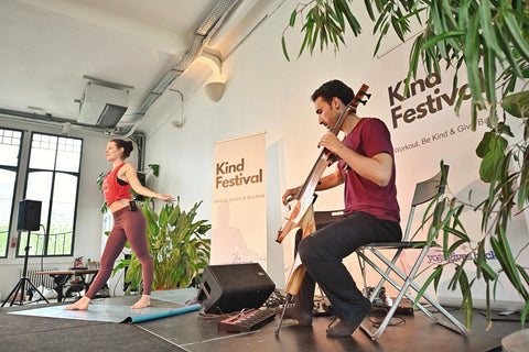 Kind Festival Yoga Paris Kindleggings
