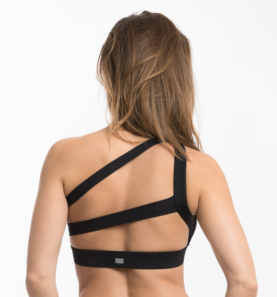 One Shoulder Bra