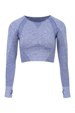 Training Seamless Crop Top