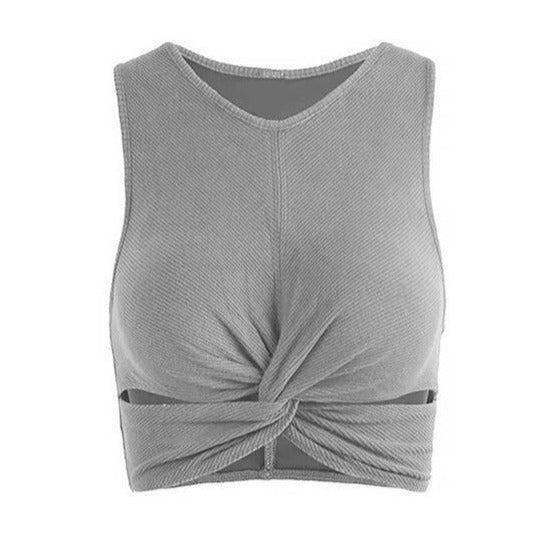Vinyasa Cotton Bra