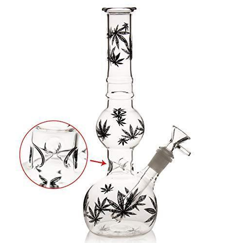 "10.6""Water Glass Filter Bubbler Accessory Bowl 14mm (Pipe-A)"