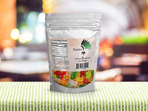 The Native Hemp - Hemp Infused 300mg Gummy Bears Hemp Extract Candy