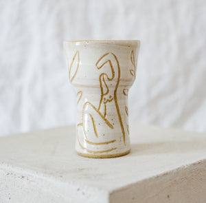 Muse vase tall