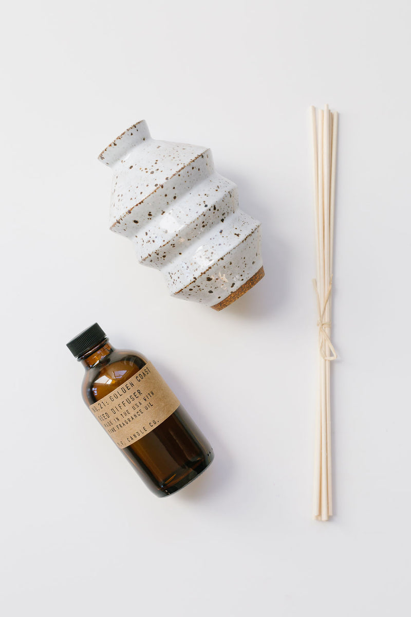 Reed diffuser vase