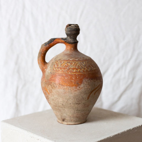 Rust Pitcher