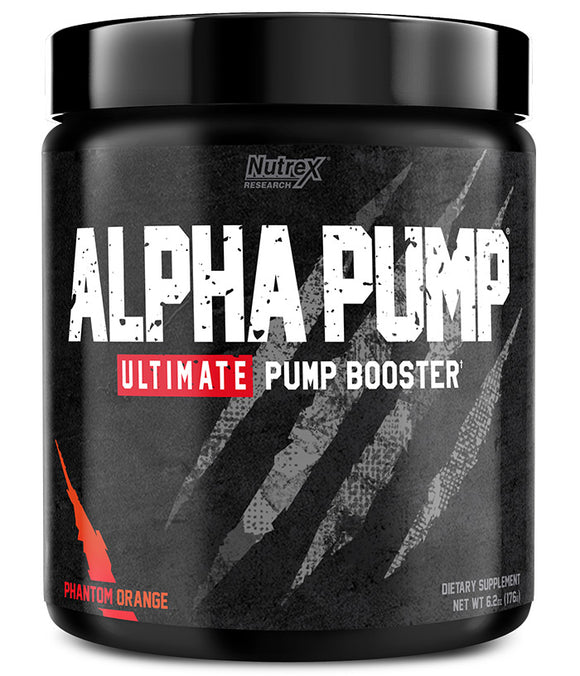 Nutrex Research - Alpha Pump (30 serves)