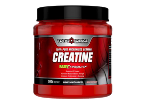 TOTAL SCIENCE NUTRITION - CREATINE by CREAPURE® - SuppsAustralia.com.au