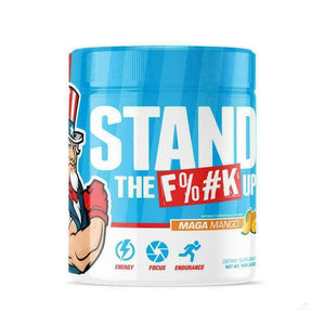 Liberty Labz - Stand the f#ck up! preworkout (30 serves)