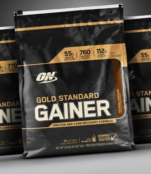 Optimum Nutrition - GOLD STANDARD GAINER - 2.27 KGS - SuppsAustralia.com.au
