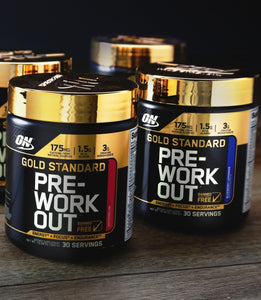 Optimum Nutrition - GOLD STANDARD  PRE-WORKOUT 300g (30 serves) - SuppsAustralia.com.au