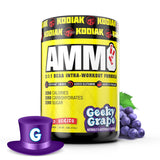 KODIAK SPORTS - Ammo 3:1:1 BCAA Intra-Workout Formula (30 Serves)