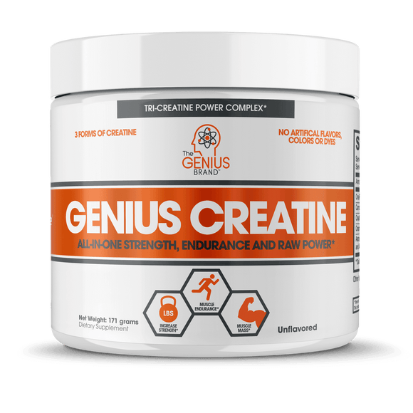 Genius - Creatine Power Matrix (25 serves)