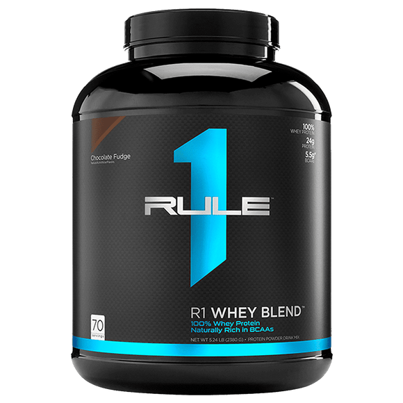 RULE 1 - R1 Whey Blend  (70 serves  5LB)