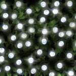 200 Bright White LED Solar Fairy Lights (without USB)
