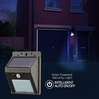 20 LED Solar Security Lights (Pack of 2)
