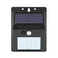 20 LED Solar Security Light - front