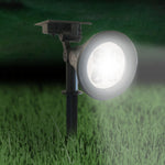 Halo - Premium Solar Spotlight with 7 Bright White LEDs