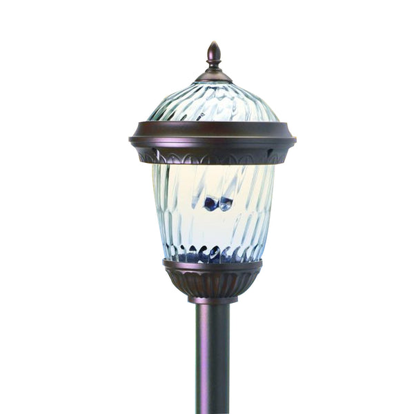 Napoli Solar Post Light