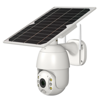 UBOX Solar Security Camera – Motion Sensor Activated