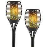 Olympia Solar Flame Lights (Set of 2)