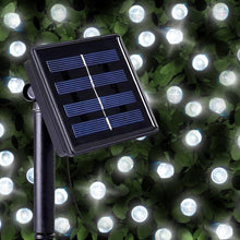 Load image into Gallery viewer, 100 Solar Led String Lights Outdoor - LED Fairy Christmas Lights