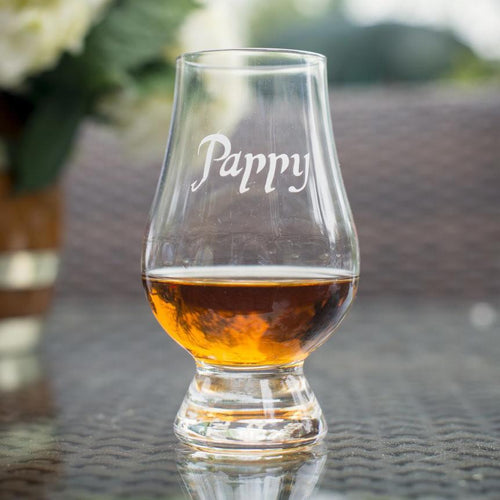 Pappy Glencairn Crystal Tasting Glass