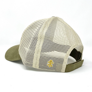 Pappy & Company Trucker Hat in Olive