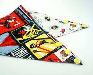 Geekster Pets Incredibles Bandana