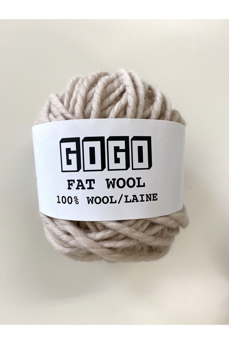 FAT WOOL - Latte