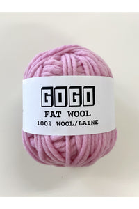 FAT WOOL - Bubble Gum