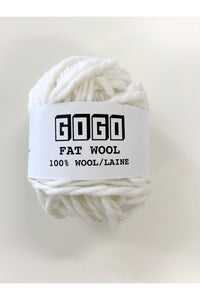 FAT WOOL - Snow