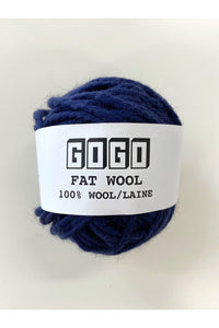 FAT WOOL - Navy