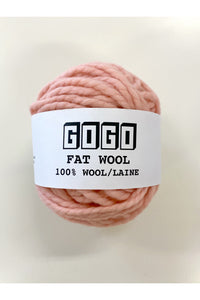 FAT WOOL - Peach