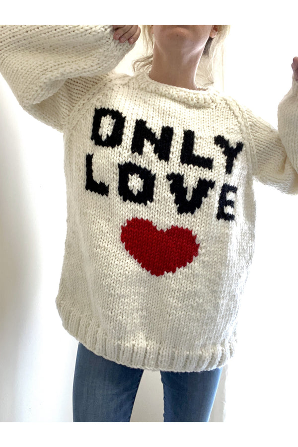 Only Love Long Pullover