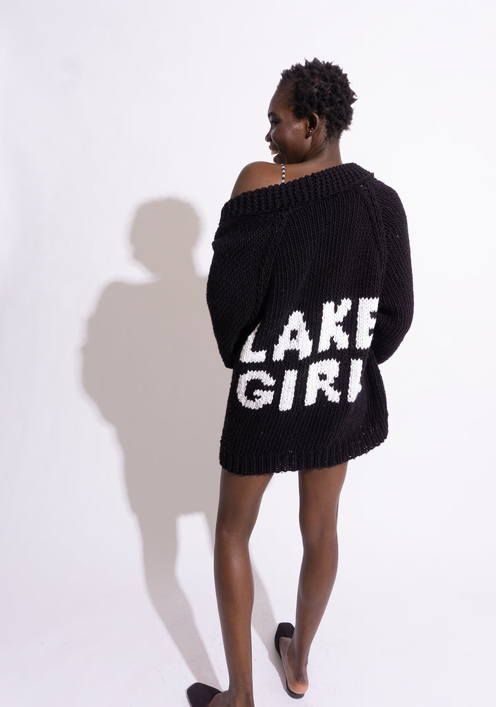 Long Lake Girl Jacket in Cotton