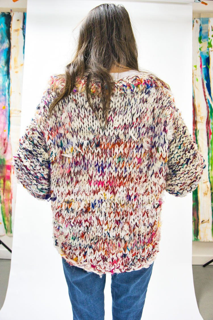 Recycled Silk Jacket