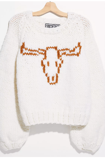 The Wild West Pullover
