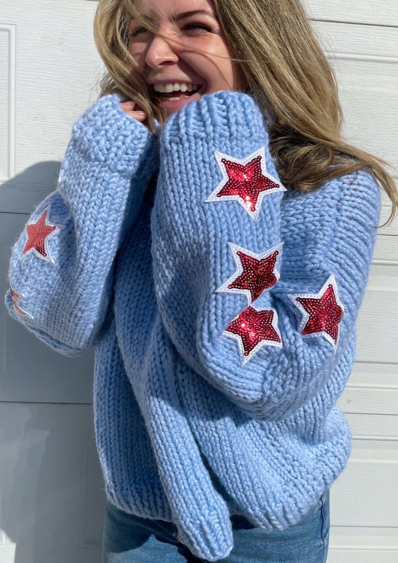 The Star Pullover