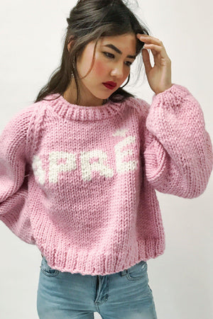 APRÈS Pullover-Sweaters-GOGO Sweaters-Pink-GOGO Sweaters