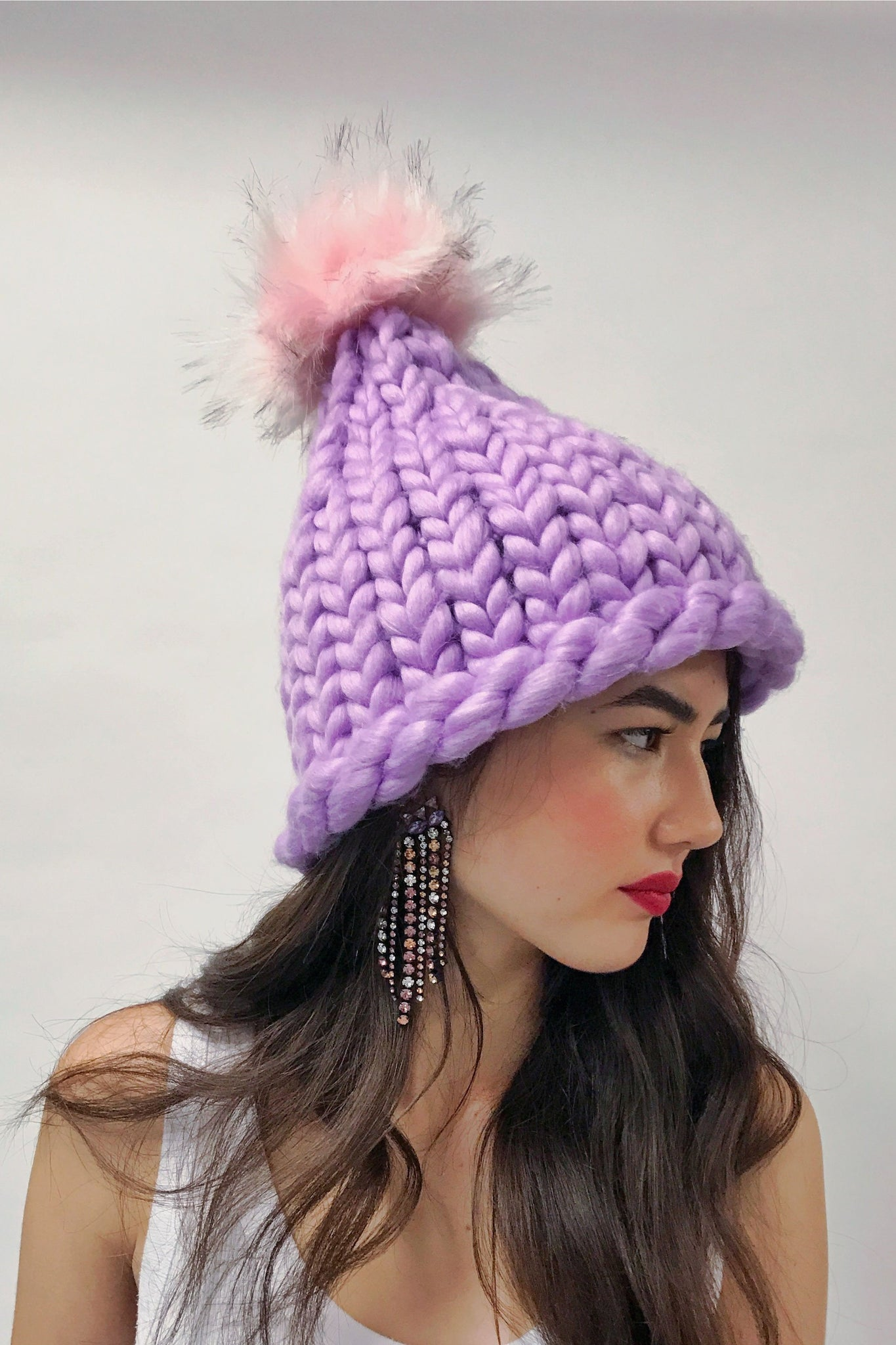 Cotton Candy Toque