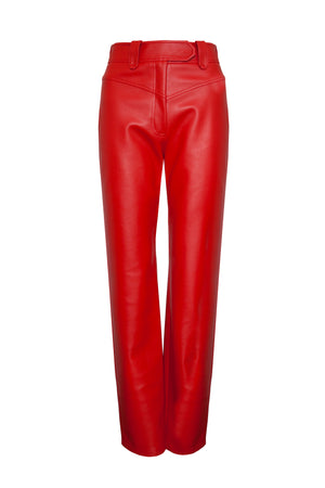 "The ""Carlotta"" Boot-cut Trousers"