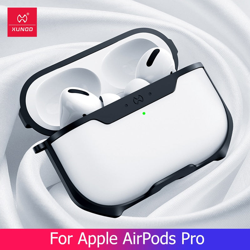 Airpods Pro Transparent Case