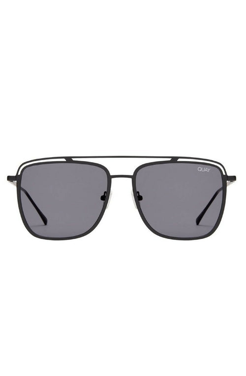 Quay Australia Mr. Black Sunglasses