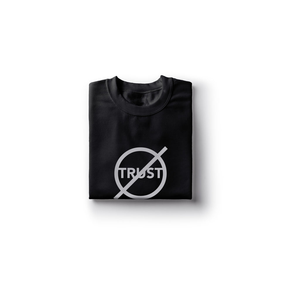 Trust-less - Encrypted Apparel