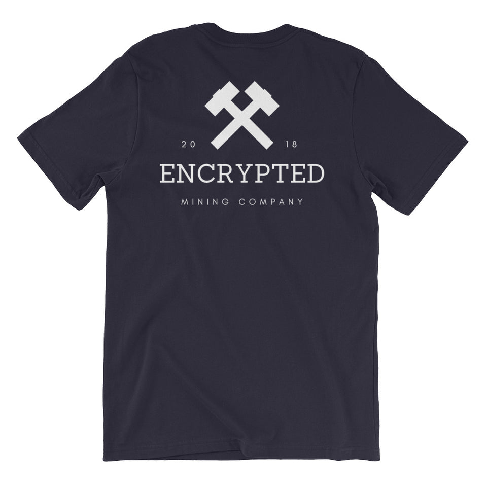 Encrypted Mining Co. (Back)